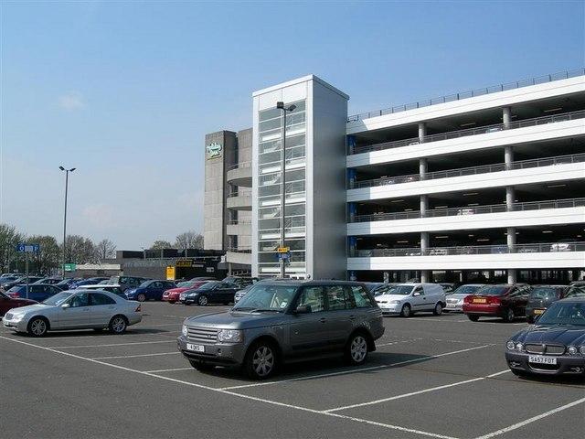 Инвестиции в парковку аэропорта GLASGOW